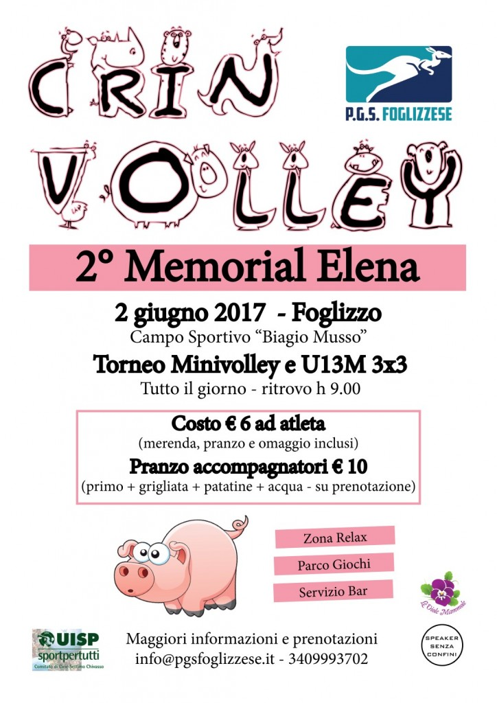 3° CRIN VOLLEY volantino - resize